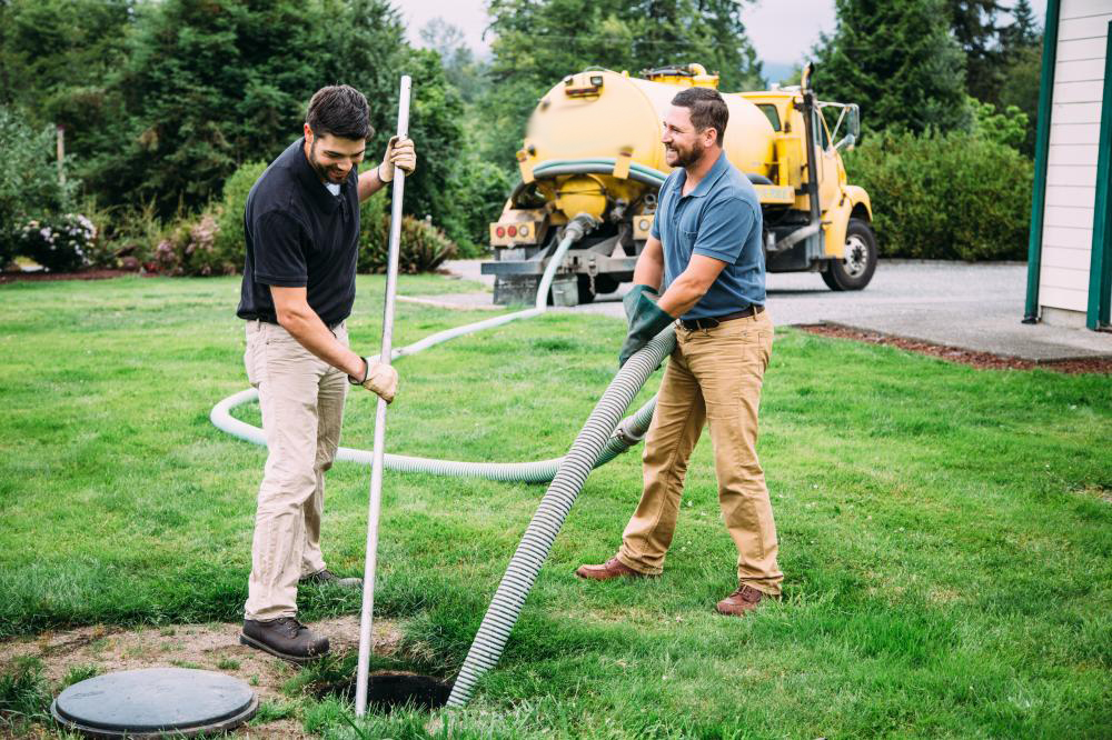 Septic Tank Cleaning | Septic Pumping